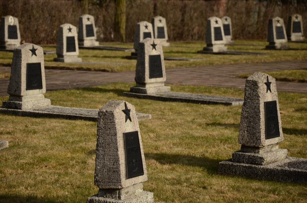 Soviet Graves, Seelow
