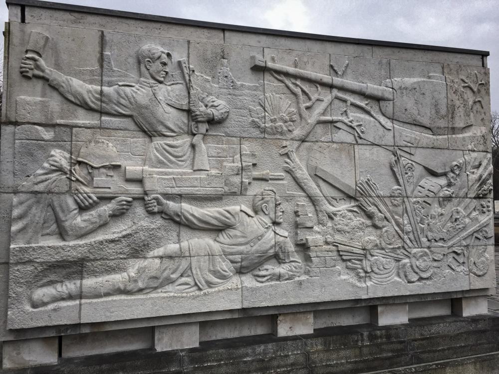 Treptower Mural