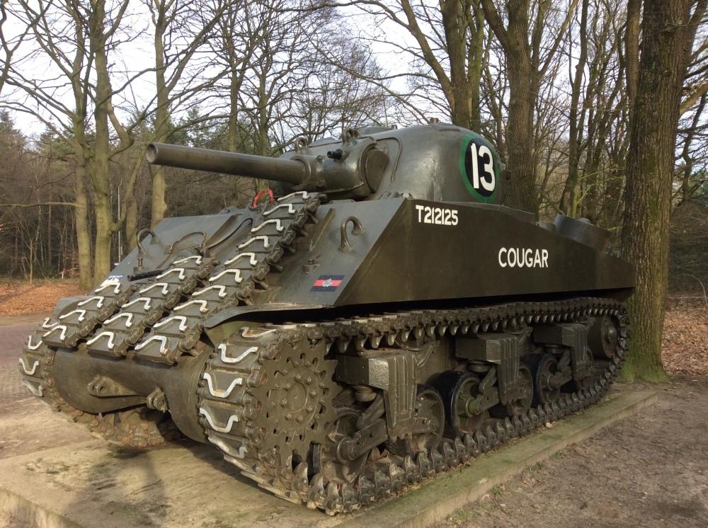 M4 Sherman Ede