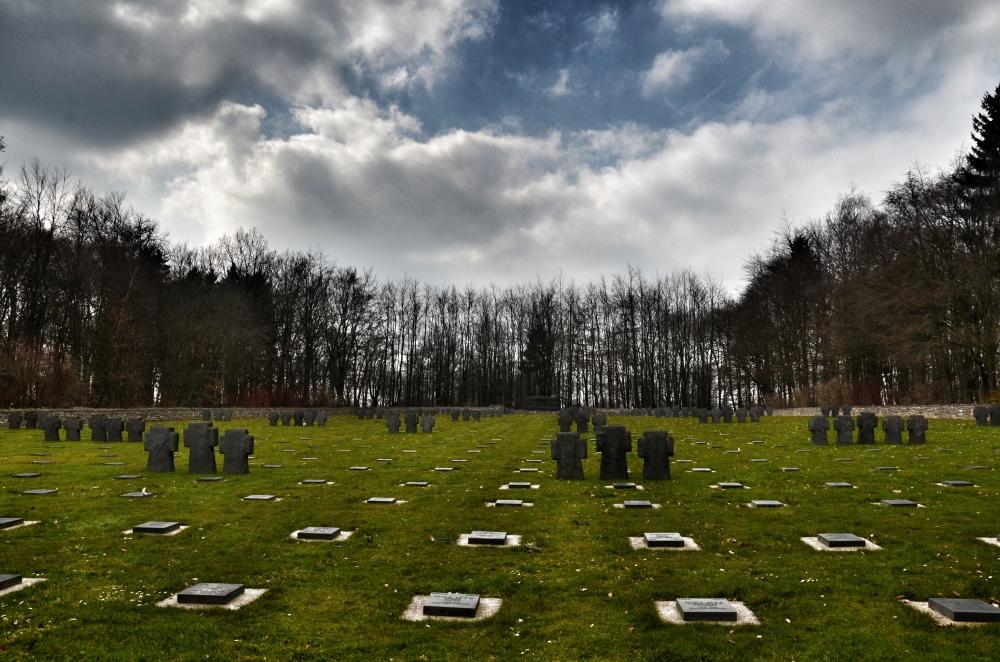 German Cemetery, Vossenack