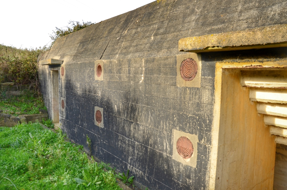 Maisy Battery bunker 2015