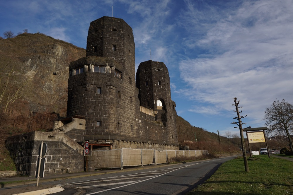 Eastern towers Remagen 2016