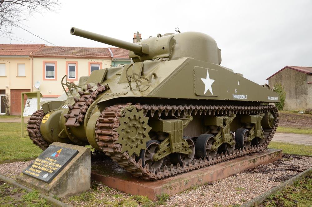 Arracourt M4 Sherman