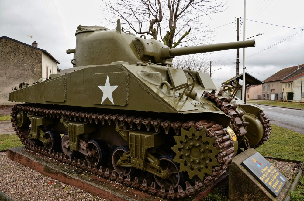 Arracourt Sherman