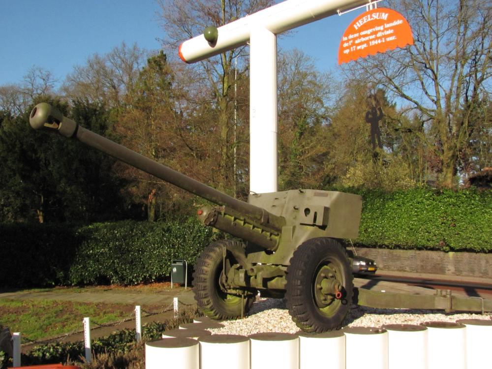 Airborne Memorial, Heelsum